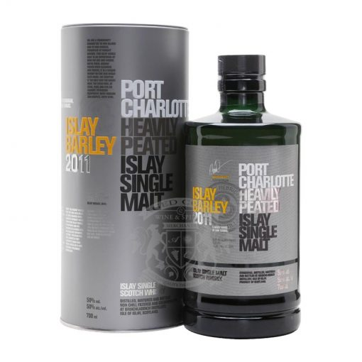 Port Charlotte Islay Barley 2011 Single Malt Scotch Whisky