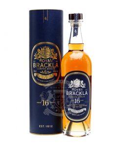 Royal Brackla 16 Year Single Malt Scotch Whisky