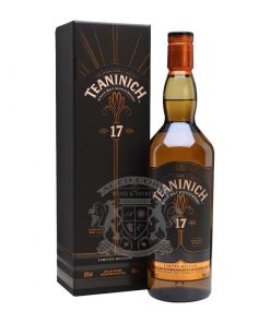 Teaninich 17 Year Single Malt Scotch Whisky 247x296 - Aged Cork Wine & Spirits Merchants - Value In Quality, Trust In Tradition
