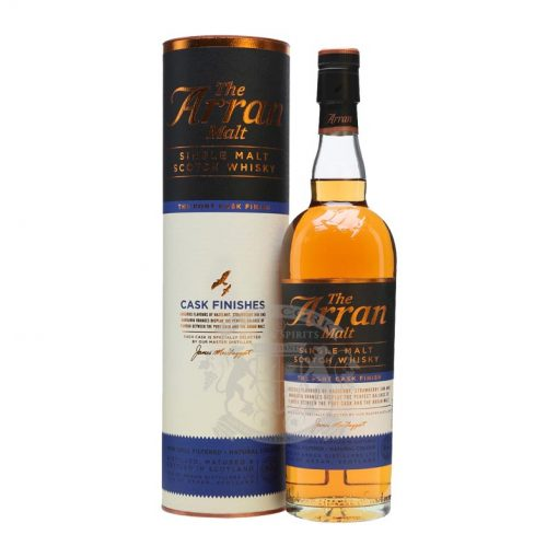 The Arran Malt Port Cask Finish Single Malt Scotch Whisky