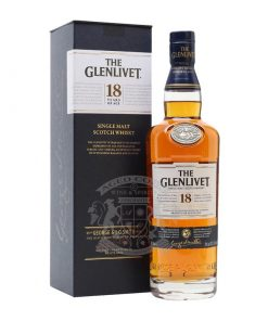 The Glenlivet 18 Year Single Malt Scotch Whisky 247x296 - Aged Cork Wine & Spirits Merchants - Value In Quality, Trust In Tradition
