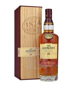 The Glenlivet 21 Year Archive Single Malt Scotch Whisky 247x296 - Aged Cork Wine & Spirits Merchants - Value In Quality, Trust In Tradition