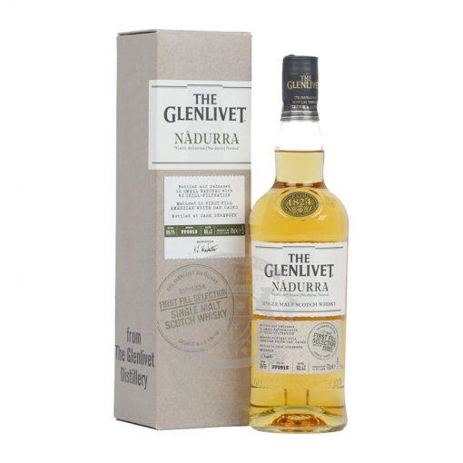 The Glenlivet Nadurra First Fill Selection Single Malt Scotch Whisky