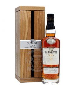 The Glenlivet XXV Single Malt Scotch Whisky 247x296 - Aged Cork Wine & Spirits Merchants - Value In Quality, Trust In Tradition