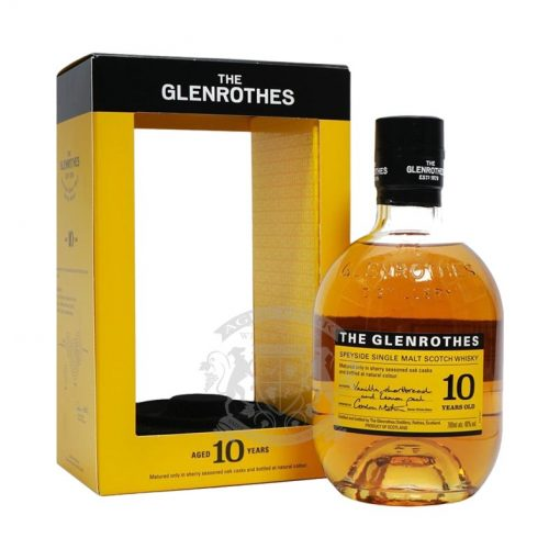 The Glenrothes 10 Year Single Malt Scotch Whisky