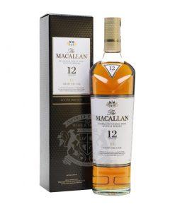 The Macallan 12 Year Sherry Oak Single Malt Scotch Whisky 247x296 - Aged Cork Wine & Spirits Merchants - Value In Quality, Trust In Tradition