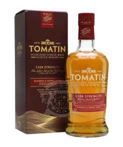 Tomatin Cask Strength Single Malt Scotch Whisky 247x296 - Aged Cork Wine & Spirits Merchants - Value In Quality, Trust In Tradition