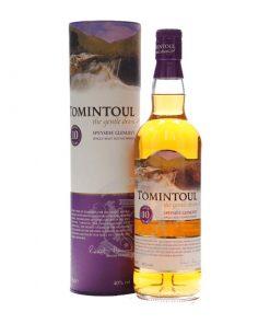 Tomintoul 10 Year Single Malt Scotch Whisky