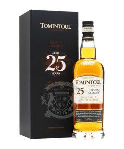 Tomintoul 25 Year Single Malt Scotch Whisky