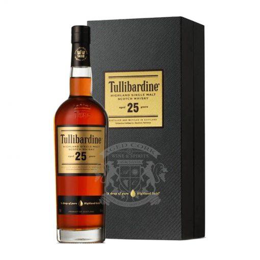 Tullibardine 25 Year Single Malt Scotch Whisky