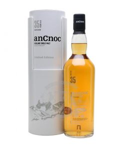anCnoc 35 Year Single Malt Scotch Whisky