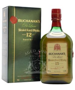 Buchanan's 12 Year Deluxe Blended Scotch Whisky