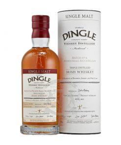 Dingle Distillery Batch 4 Small Batch Single Malt Irish Whiskey