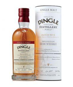 Dingle Distillery Batch 5 Small Batch Single Malt Irish Whiskey