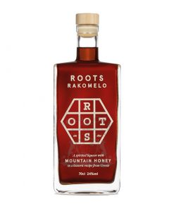 Roots Finest Spirits Rakomelo Liqueur