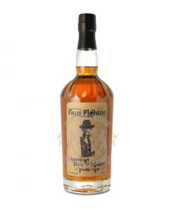 Golden Moon Distillery Gun Fighter Double Cask American Bourbon Whiskey