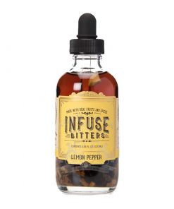 Infuse Spirits Lemon Pepper Bitters