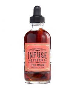Infuse Spirits Tres Amigos Bitters