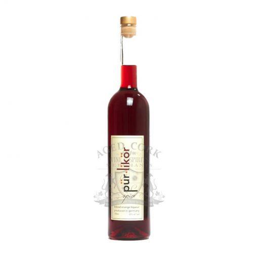 Pur Spirits Likor Spice Blood Orange Liqueur