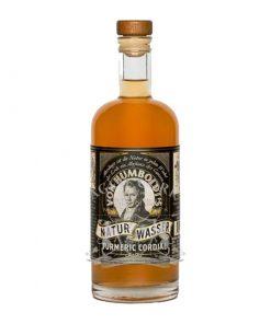 Tamworth Distilling Von Humboldt's Natur Wasser Turmeric Cordial Liqueur