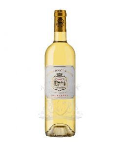Chateau Doisy-Vedrines Barsac Sauternes