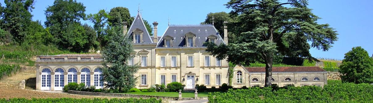 Chateau Fonplegade - Chateau Fonplegade Saint-Emilion Grand Cru 2015