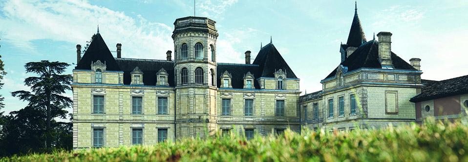 Chateau des Laurets - Chateau des Laurets Puisseguin Saint-Emilion 2015