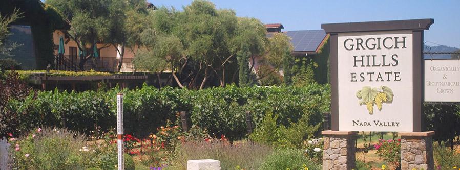 Grgich Hills Estate - Grgich Hills Estate Napa Valley Fume Blanc