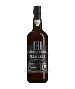 Henriques and Henriques 10 Year Bual Madeira