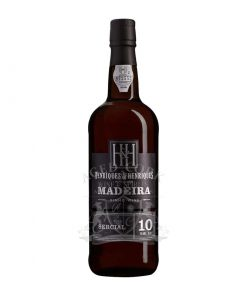 Pair Henriques And Henriques 10 Year Sercial Madeira