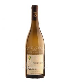 Daniel et Julien Barraud Alliance Pouilly-Fuisse