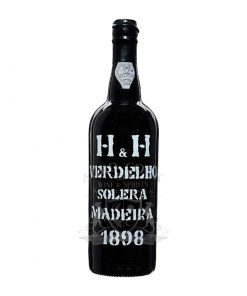 Henriques And Henriques 1898 Verdelho Solera Madeira