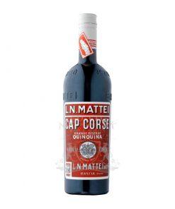 L.N. Mattei Cap Corse Rouge Quinquina