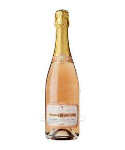 Victorine de Chastenay Rose Cremant de Bourgogne