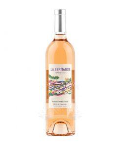 La Bernarde Les Hauts du Luc Cotes de Provence Rose