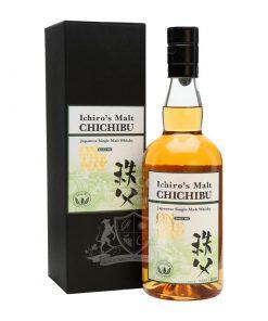 Chichibu Distillery Ichiro's On The Way Single Malt Japanese Whisky