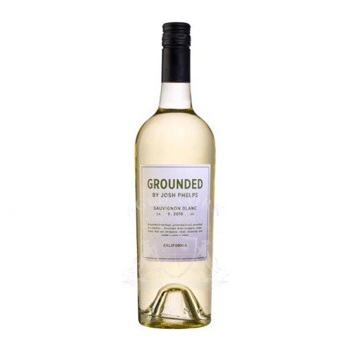 Grounded California Sauvignon Blanc