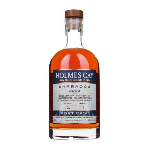 Holmes Cay Barbados 2009 Port Cask Single Cask Rum