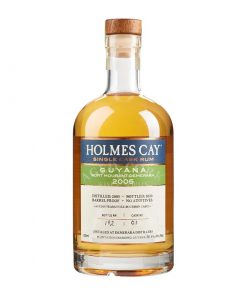 Holmes Cay Guyana 2005 Port Mourant Single Cask Rum