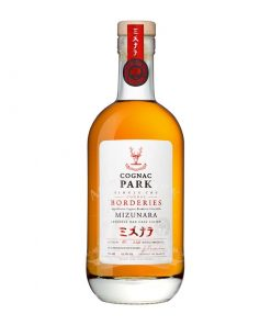 Cognac Park Mizunara Japanese Oak Cask Finish Single Cru Borderies Cognac