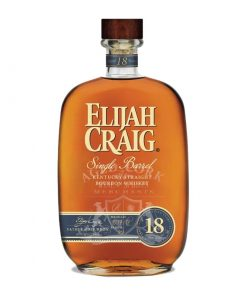 Elijah Craig 18 Year Single Barrel Kentucky Straight Bourbon Whiskey
