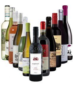 Top Value Picks Mixed Case Of 12 Bottles