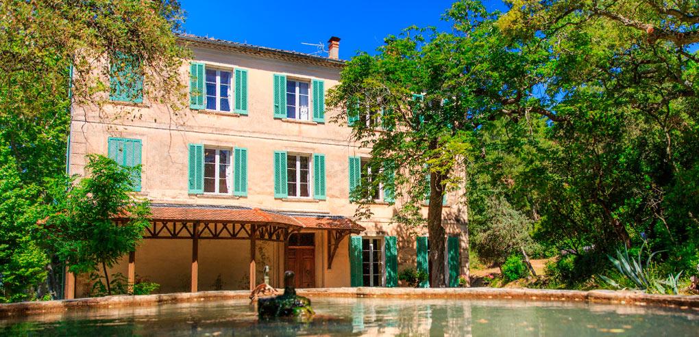 Chateau du Rouet - Chateau du Rouet Cuvee Reservee Tradition Cotes de Provence Rose
