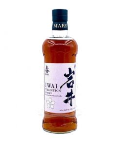 Mars Shinshu Iwai Tradition Sakura Cask Blended Japanese Whisky
