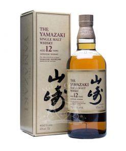 Yamazaki 12 Year Single Malt Japanese Whisky